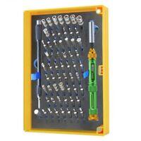 BEST 63 In 1 Precision Screwdriver Kit Magnetic Bit For Iphone Macbook U6T6