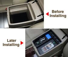 For Toyota Highlander Kluger 2008-2013 Center Armrest Storage Glove Box Tray