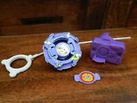 Beyblade Galman w/ Ripcord and Launcher
