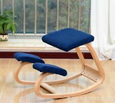 Kneeling Chair Ergonomic Stool Home And Office Rocking Wooden Posture Furniture