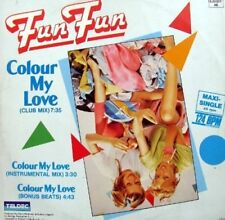 "FUN FUN COLOUR MY LOVE (1984) [7"" Single]"
