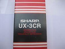 Sharp Original UX-3CR Sharp UX310 Thermal Transfer Foil NX-530 -470