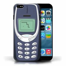 Blue Mobile Phone Fitted Cases/Skins for Nokia 3310