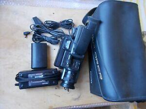 TELECAMERA VHS-C PHILIPS VKR 6865/00 VINTAGE NON FUNZIONANTE