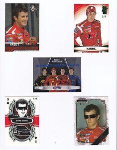 ^2009 Showcase 4TH GEAR PARALLEL #34 Kasey Kahne/Petty Motorsports BV$? #3/5!