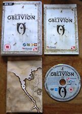 THE ELDER SCROLLS IV OBLIVION (PC DVD-ROM) 15+ COMPLETE - V.G.C.