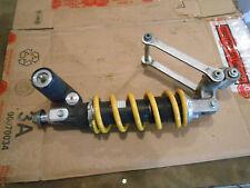 Suzuki GSX600 GSX 600 GSX-R  GSXR 600 2005 rear shock back strut links linkage