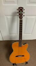 Alvarez FCF7103 Fusion Acoustic-Electric Guitar(Gibson Chet Atkins Clone) Hybrid