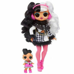 LOL Surprise Girls Fashion Doll O.M.G. Winter Disco Dollie and Sister 561798E7C