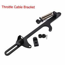 Throttle Cable Bracket Cast Aluminum Kit for Holley 4500 Dominator Carburetor
