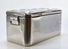 KLS Martin Sterilisationscontainer Euro-Container Sterilcontainer