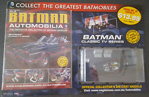 Batman Automobilia Issue No. 2 - Eaglemoss Collections