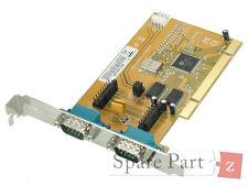 Exsys dual serial Tarjeta PCI Tarjeta Fujitsu celsius esprimo ex-43092-s