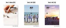 SEVENTEEN 4th Mini Album Al1 3 VERSION 3 CD + 6 POSTERS IN TUBE CASE SET NEW