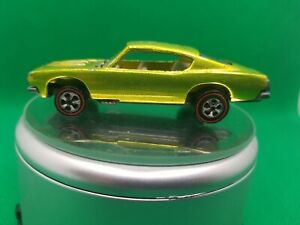 Hot Wheels Red Lines US Antifreeze Custom Barracuda, Rare!!! Please read