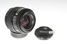 Nikon AF Nikkor 35 -70mm 1:3.3 - 4.5 Zoom Lens Nikon F
