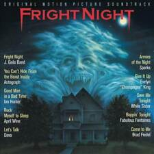 VARIOUS ARTISTS - FRIGHT NIGHT NEW CD