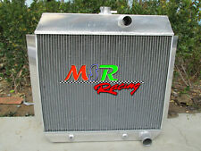 aluminum radiator for 1951 1952 1953 1954 Chevrolet Chevy W/COOLER brand new