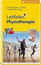 Leitfaden Physiotherapie - 9783437451652 PORTOFREI