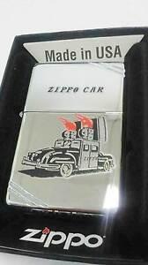 Zippo® Car  AUTO - Limited Edition - Neu/ New OVP