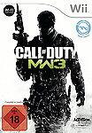 Call of Duty: Modern Warfare 3 (Nintendo Wii, 2011, DVD-Box)
