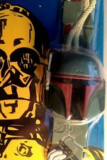 Vintage Star Wars Boba Fett Watch 1997 LCD Original Rare Figure Model