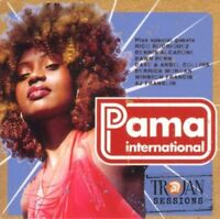 PAMA INTERNATIONAL - THE TROJAN SESSIONS   CD NEW