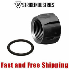 Strike Industries Lightweight 9mm Pistol Barrel Thread Protector 1/2