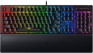 [From Japan] Razer BlackWidow V3 Black English Yellow Switch RZ03-03541900-R3M1