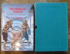 C.J. CHERRYH The Pride of Chanur SIGNED LTD EDITION + slipcase fine/fine