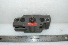 Bosch Rexroth 3842311949 Cylinder Block Pneumatic Actuator 12 Shaft