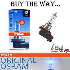 OSRAM LAMPADINE 64211 H11 12V 55W ATTACCO PGJ19-2 ORIGINAL (CLASSICHE) BOX 1