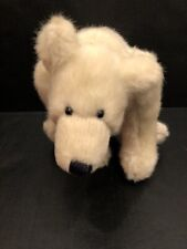 Boyds Collection Polar Bear Off White Jointed plush Teddy Bear 12� Number 1364