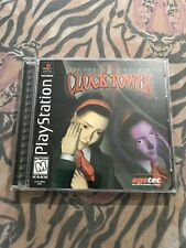 Clock Tower 2 The Struggle Within for PS1 Complete w/Manual