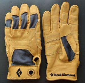 NEUw. Black Diamond Handschuhe XL Transition Klettersteig Klettern Bergsteigen