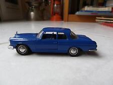 Mercedes 220 SE Coupé W111 Verem 1/43 jouet miniature ancien