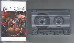 David Bowie     MC / Tape / Kassette   NEVER LET ME DOWN  ©  1987  EMI