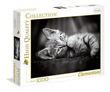 Clementoni Puzzle 1000 Teile Kitti Kätzchen (39422)