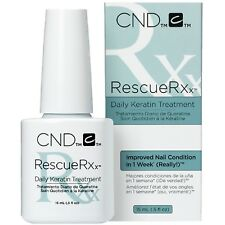 CND Rescue RXx - Daily Keratin Nail Treatment - 0.5oz/15ml - 90763