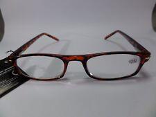 orig. Zippo de lectura / Gafas de lectura 3.50 - CAREY Aspecto - NUEVO - 350.2