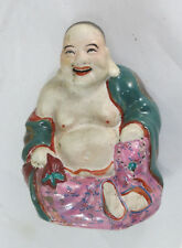 Chinese porcelain figure of Buddha nº8; Republic Period;