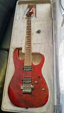 Ibanez RG920-QMZ Premium. Indonesia 2013. Red Desert. Mint Condition! + OHSC.