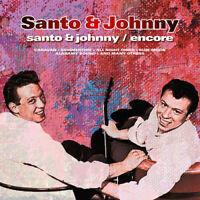 Santo & Johnny - Santo & Johnny / Encore [New Vinyl LP] Holland - Impo