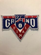 GREAT AFL 1993 AFL GRAND FINAL PATCH ESSENDON FOOTBALL CLUB SEW ON PATCH VFL