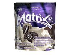 Syntrax Matrix Whey Protein Powder, Cookies Cream, 23g Protein, 5 Lb