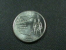 UNITED STATES     25  Cents     2002  -  D     BRILLIANT  UNCIRCULATED   ,  OHIO
