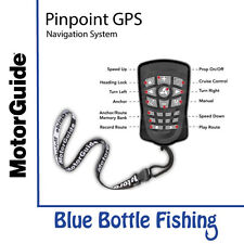 MotorGuide Pinpoint GPS Navigation System