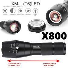 Aleación Estable X800 Táctico Linterna LED Militar Lúmenes Alonefire ShadowHawk