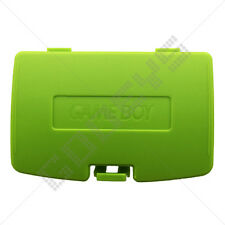 Kiwi (Lime Green) Nintendo Game Boy Color New Replacement Battery Door Cover GBC