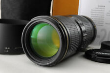 [TOP MINT] Nikon Nikkor AF-S 70-200mm f/4 G ED VR SWM N Lens w/Box from Japan